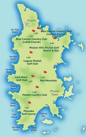 Phuket Golf Course
