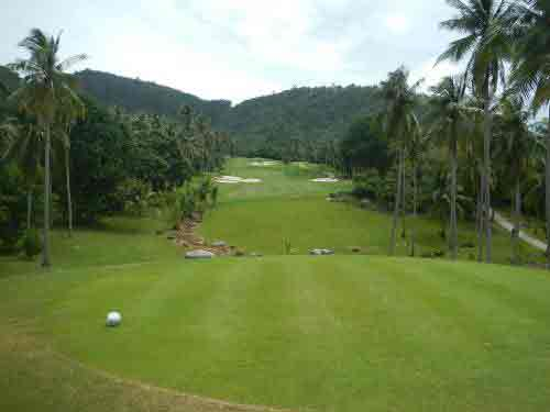 Santiburi Samui Country Club - Koh Samui