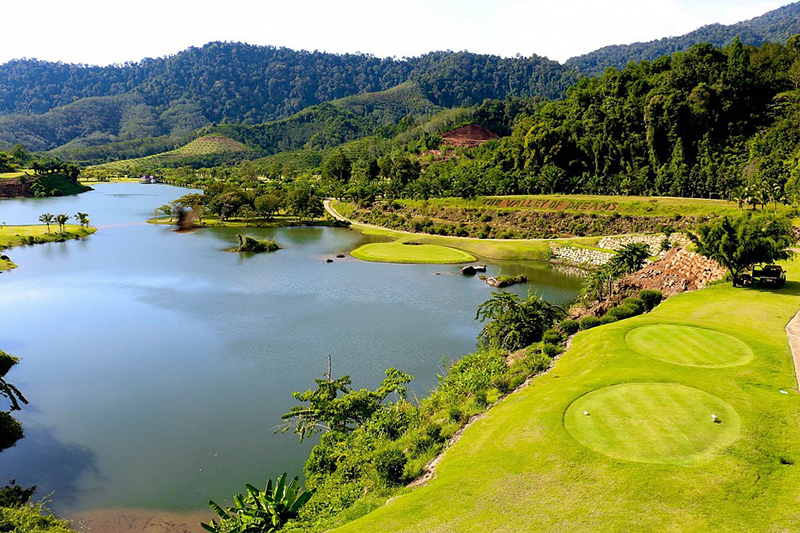 Katathong Golf Resort (Phang Nga)